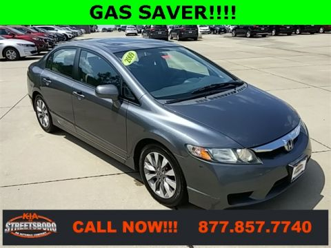 Pre-Owned 2009 Honda Civic EX