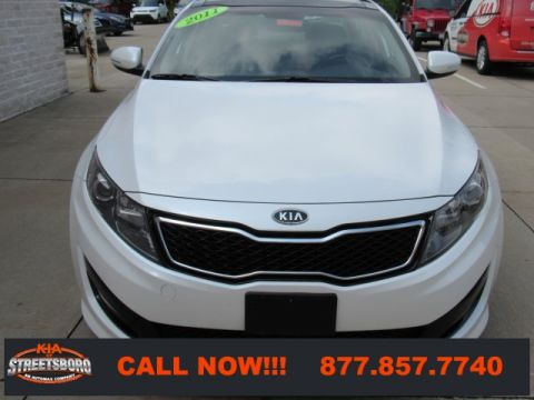 Pre-Owned 2011 Kia Optima SX
