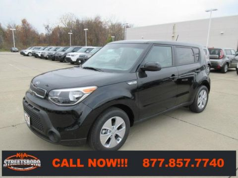 New 2016 Kia Soul Base